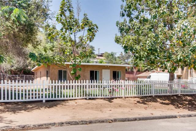 9644 Petite Ln, Lakeside, CA 92040 (#180046333) :: Whissel Realty