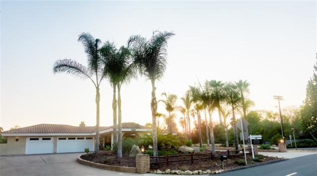 16716 Valle Verde Rd, Poway, CA 92064 (#180046400) :: The Marelly Group | Compass