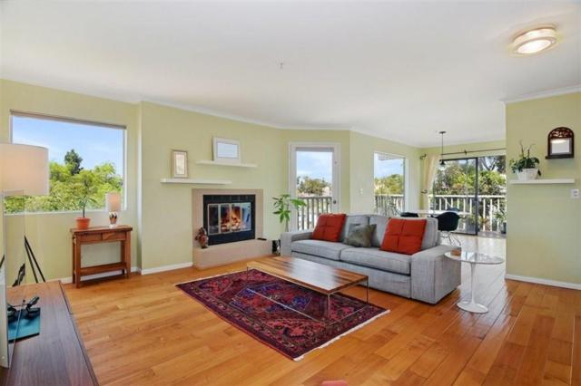 4055 Eagle Street #203, San Diego, CA 92103 (#180046420) :: Coldwell Banker Residential Brokerage