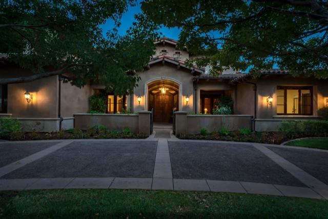 18451 Calle La Serra, Rancho Santa Fe, CA 92091 (#180046424) :: The Yarbrough Group