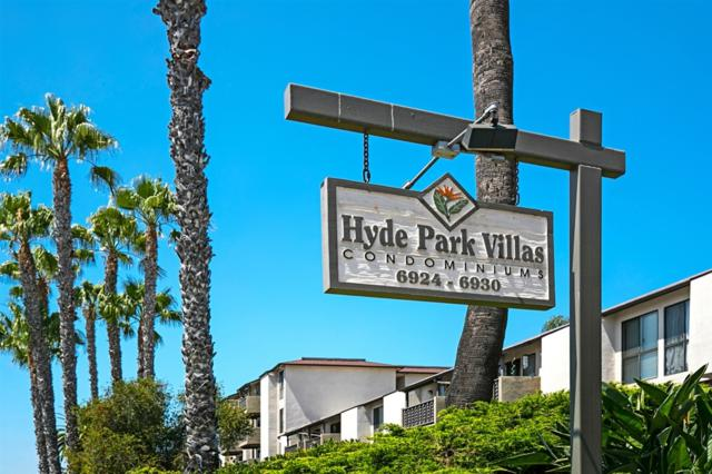 6930 Hyde Park Dr #126, San Diego, CA 92119 (#180046512) :: Whissel Realty