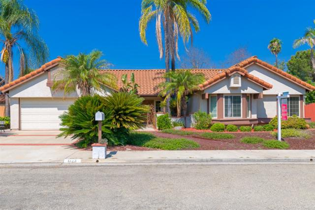 1723 Casero Pl, Escondido, CA 92029 (#180046517) :: The Yarbrough Group