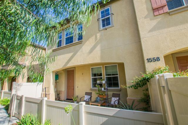 1558 San Javier Ct. #2, Chula Vista, CA 91913 (#180046577) :: The Marelly Group | Compass
