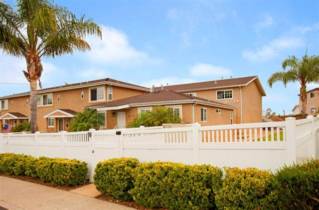 6716 Tait Street J, San Diego, CA 92111 (#180046619) :: eXp Realty of California Inc.