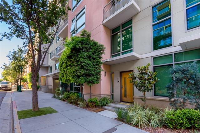 425 W Beech St #108, San Diego, CA 92101 (#180046630) :: The Yarbrough Group
