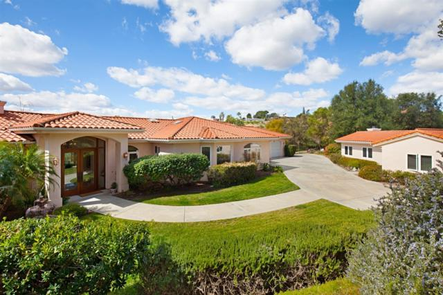 1166 Arroyo Pacifica, Fallbrook, CA 92028 (#180046648) :: Neuman & Neuman Real Estate Inc.