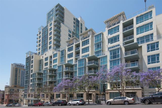 850 Beech St. #516, San Diego, CA 92101 (#180046705) :: Welcome to San Diego Real Estate
