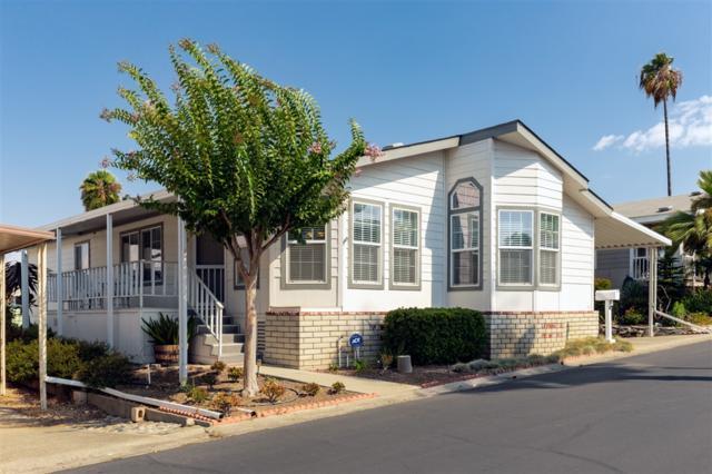 1145 E Barham Dr #49, San Marcos, CA 92078 (#180046822) :: Heller The Home Seller