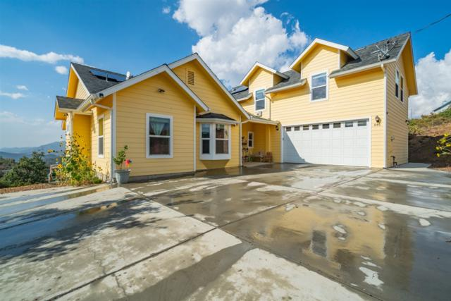 846 Hacienda Dr, Julian, CA 92036 (#180047130) :: The Yarbrough Group