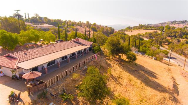 3942 S Mission Road, Fallbrook, CA 92028 (#180047185) :: The Yarbrough Group