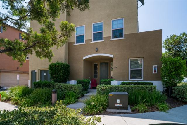 274 Marquette Ave Village O Unit , San Marcos, CA 92078 (#180047211) :: Whissel Realty