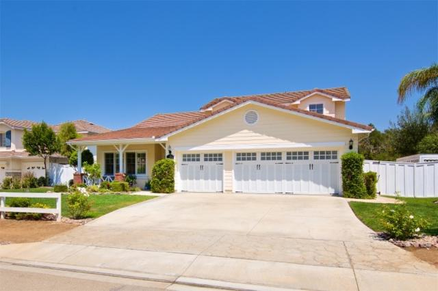 1471 Belmont Park Rd, Oceanside, CA 92057 (#180047685) :: Whissel Realty