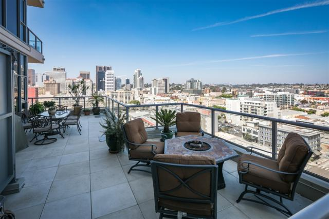 575 6Th Ave #1402, San Diego, CA 92101 (#180047839) :: Welcome to San Diego Real Estate