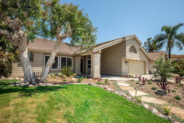 3806 Avenida Feliz, Rancho Santa Fe, CA 92091 (#180047957) :: Heller The Home Seller