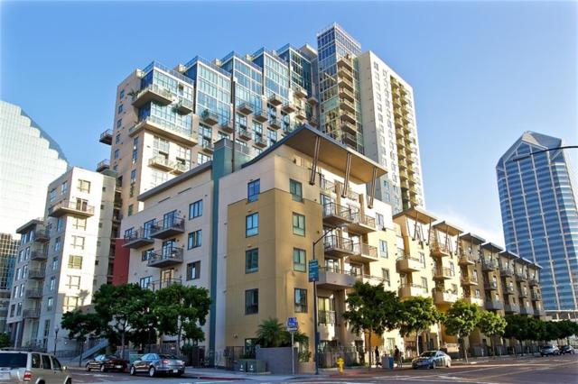 1240 India St #804, San Diego, CA 92101 (#180048535) :: Whissel Realty
