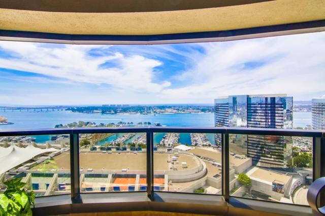 100 Harbor Dr #2705, San Diego, CA 92101 (#180048624) :: eXp Realty of California Inc.