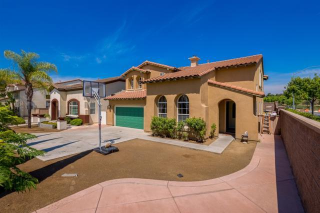 1121 Mt. Dana Drive, Chula Vista, CA 91913 (#180048740) :: Neuman & Neuman Real Estate Inc.