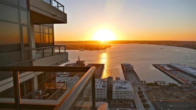 700 W E Street #3703, San Diego, CA 92101 (#180048814) :: Welcome to San Diego Real Estate