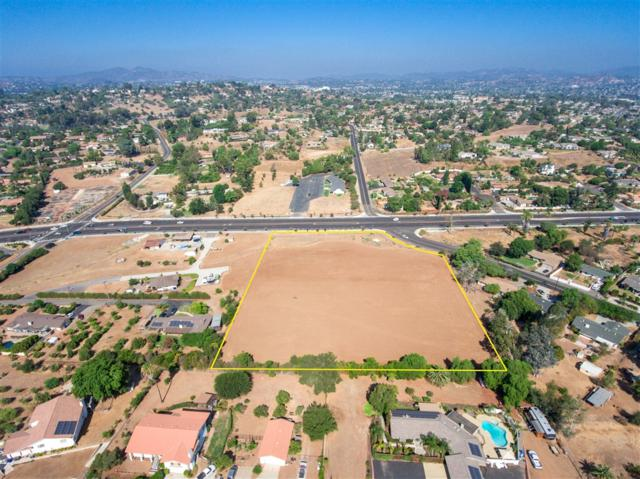 Bear Valley Pkwy 4 Acres/4 Lots, Escondido, CA 92027 (#180048833) :: Coldwell Banker Residential Brokerage