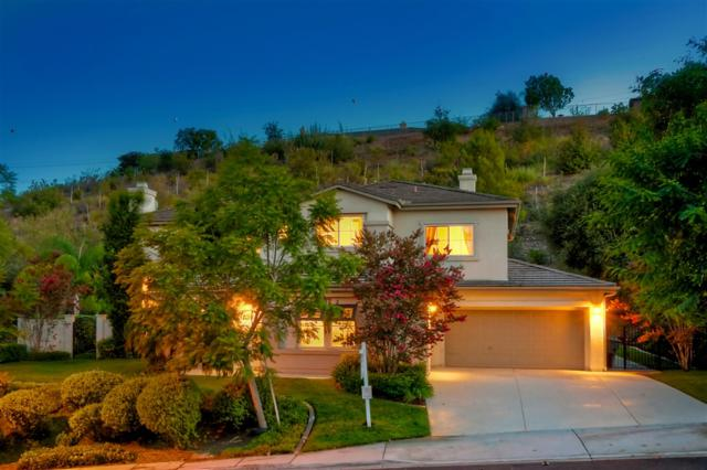 12259 Stonemill Drive, Poway, CA 92064 (#180048915) :: Whissel Realty