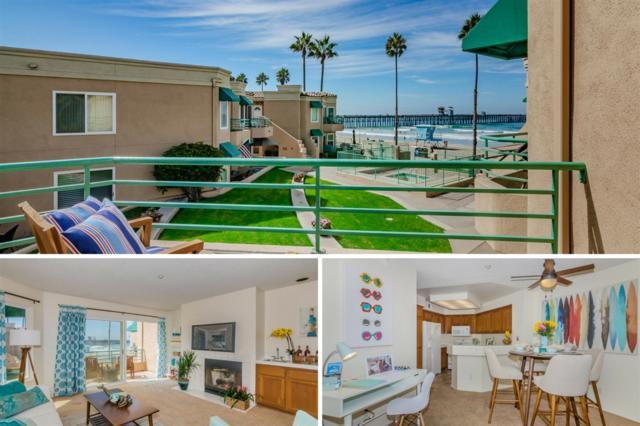 400 N The Strand #36, Oceanside, CA 92054 (#180048948) :: Heller The Home Seller