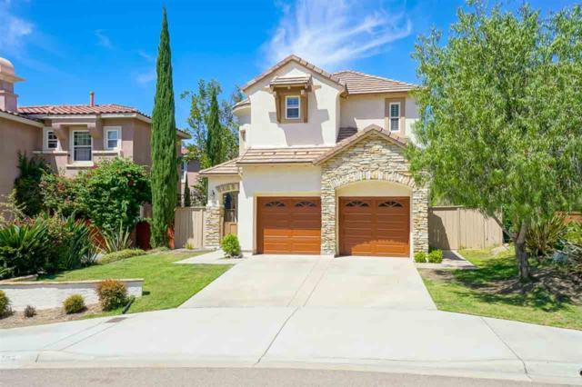 1106 Calistoga Way, San Marcos, CA 92078 (#180049273) :: eXp Realty of California Inc.