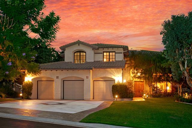 2223 Rosemont Lane, Encinitas, CA 92024 (#180049351) :: Douglas Elliman - Ruth Pugh Group