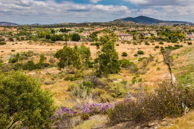Via De Pico Alto Lot 28, Rancho Santa Fe, CA 92067 (#180049409) :: Beachside Realty