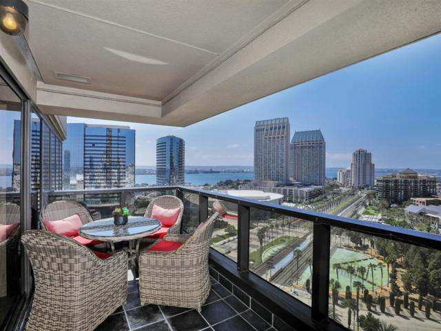 100 Harbor Dr #1804, San Diego, CA 92101 (#180049604) :: eXp Realty of California Inc.