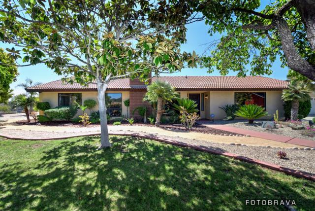 21348 Bresa De Loma, Escondido, CA 92029 (#180049609) :: Douglas Elliman - Ruth Pugh Group