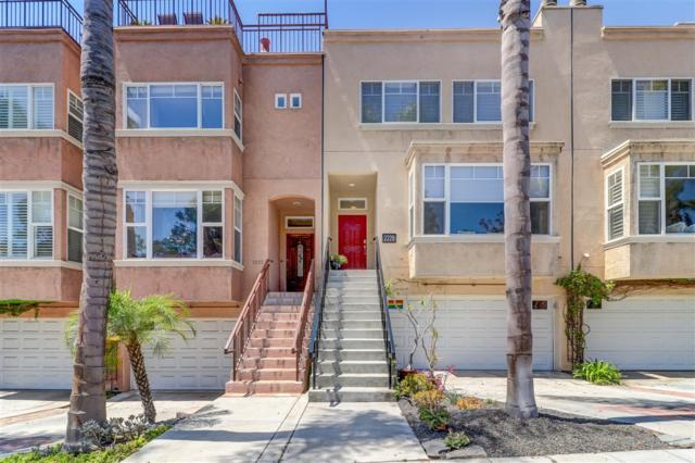 2228 6th Avenue, San Diego, CA 92101 (#180049625) :: Whissel Realty