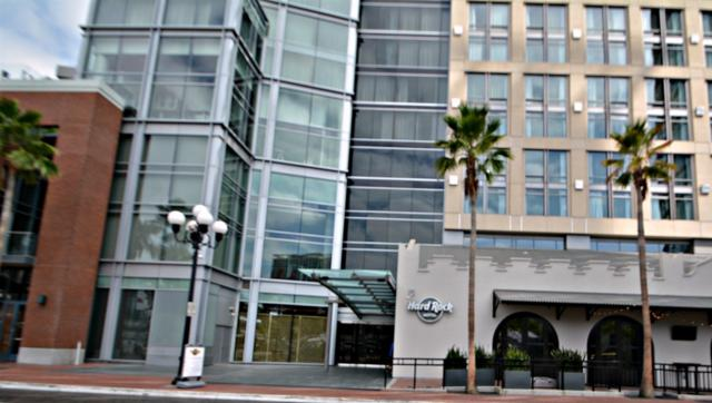 207 5Th Ave #756, San Diego, CA 92101 (#180049827) :: KRC Realty Services