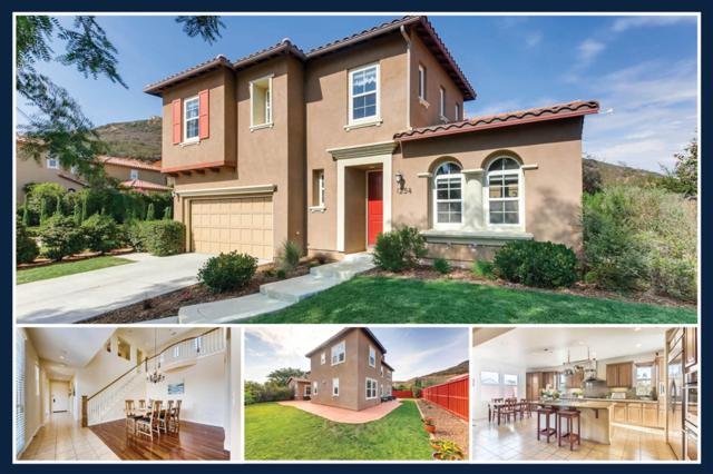 1254 Holmgrove Dr, San Marcos, CA 92078 (#180049847) :: KRC Realty Services