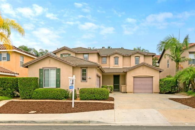 753 Via Cafetal, San Marcos, CA 92069 (#180049969) :: Welcome to San Diego Real Estate