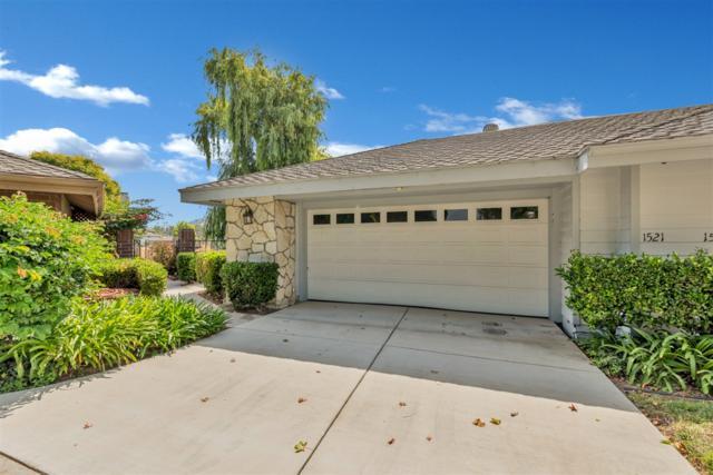 1521 Via Entrada Del Lago, San Marcos, CA 92078 (#180050032) :: KRC Realty Services