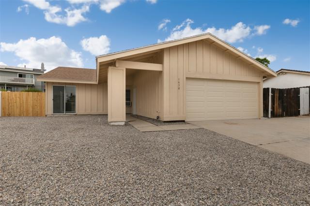 1650 Chatsbury St, El Cajon, CA 92021 (#180050058) :: Heller The Home Seller