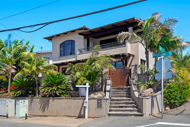 1403 Neptune Ave, Encinitas, CA 92024 (#180050107) :: Whissel Realty