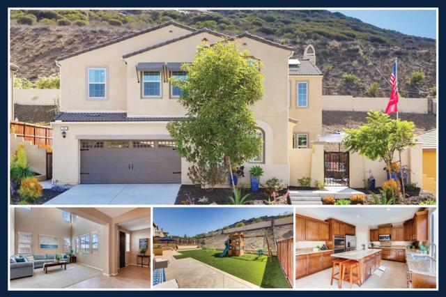 905 Tucana Drive, San Marcos, CA 92078 (#180050108) :: KRC Realty Services
