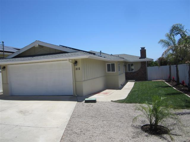 212 S Wisconsin St, Fallbrook, CA 92028 (#180050306) :: PacifiCal Realty Group