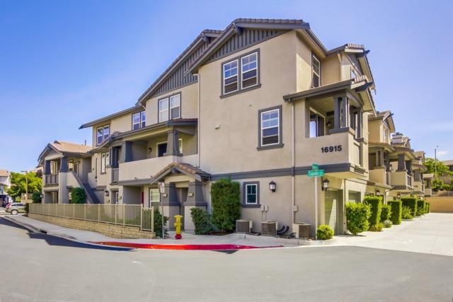16915 Hutchins Lndg #56, San Diego, CA 92127 (#180050311) :: Neuman & Neuman Real Estate Inc.