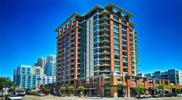 427 9Th Ave #806, San Diego, CA 92101 (#180050365) :: Heller The Home Seller