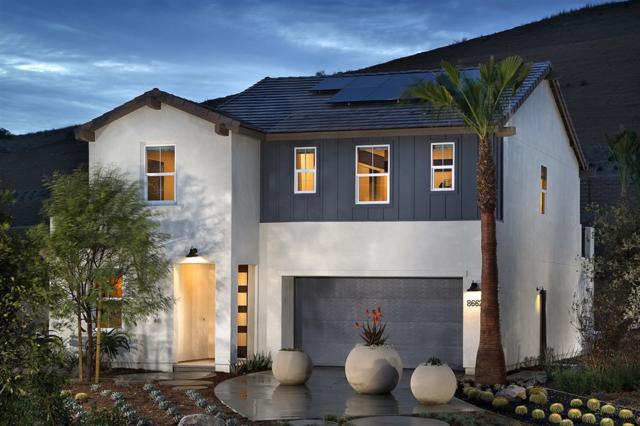 8946 Trailridge Avenue Lot 179, Plan 2, Santee, CA 92071 (#180050374) :: Keller Williams - Triolo Realty Group