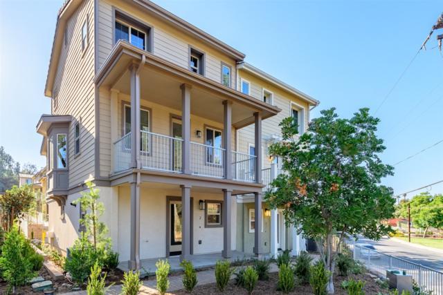 4412 Palm Ave. #2, La Mesa, CA 91941 (#180050425) :: Keller Williams - Triolo Realty Group