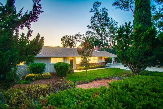 1311 Los Amigos, Fallbrook, CA 92028 (#180050547) :: The Yarbrough Group