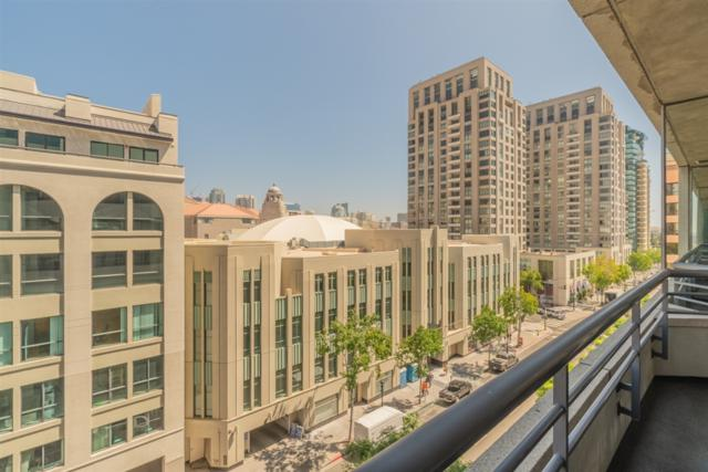 700 Front Street #510, San Diego, CA 92101 (#180050595) :: eXp Realty of California Inc.
