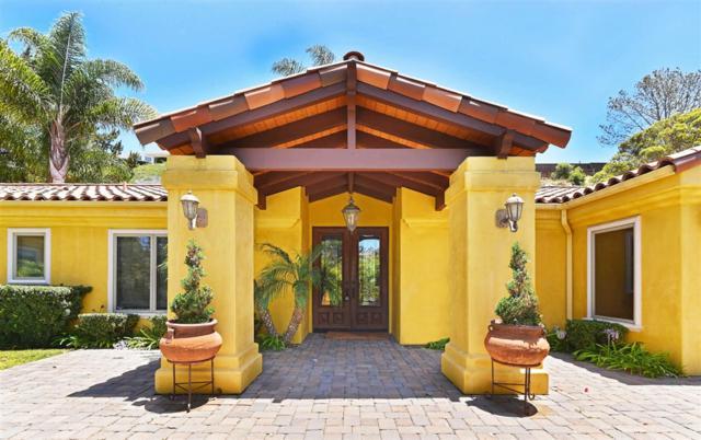 6235 Calle Vera Cruz, La Jolla, CA 92037 (#180050620) :: Keller Williams - Triolo Realty Group