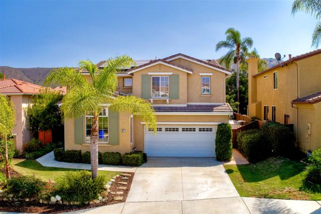 667 Feather Drive, San Marcos, CA 92069 (#180050626) :: Whissel Realty
