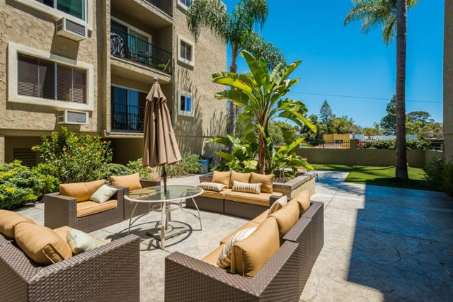 836 W Pennsylvania Ave #205, San Diego, CA 92103 (#180050637) :: Beachside Realty