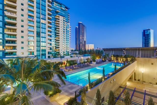 550 Front Street #304, San Diego, CA 92101 (#180050702) :: eXp Realty of California Inc.