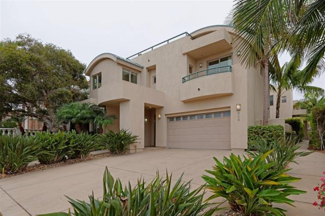 605 Westbourne Street, La Jolla, CA 92037 (#180050722) :: KRC Realty Services